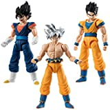 Offiziell Lizenzierte Dragonball Super Figur Z-Battle Ultra Instinc Son Goku