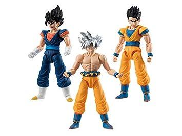 Dragon Ball Shodo Vol 6 3 Figuren Im Set Vegetto Ultimate Gohan