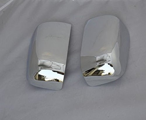 Chrome Exterior Mirror Housing - 8