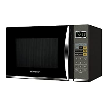 Emerson 1.2 Cu. Ft. 1100w Griller Microwave Oven With Touch Control, Stainless Steel, Mwg9115sb 2