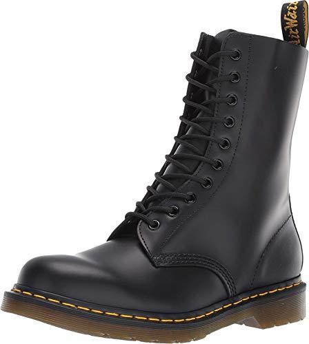 Dr. Martens Women's Black 1490 10 Eye Boot