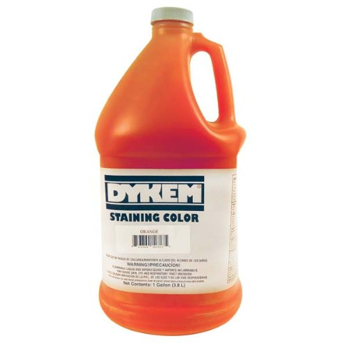 DYKEM Staining Color - MODEL : 81713 Color: Orange Container Size: 1 Gallon by Dykem