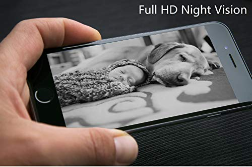 DOGNESS Dog Camera Treat Dispenser,HD Video WiFi Pet Camera with 2-Way Audio and Night Vision,Monitor Your Dogs and Cats by DOGNESS (Image #4)