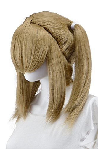 Epic Cosplay Gaia Ash Blonde Pigtail Wig (T2ASH) ()