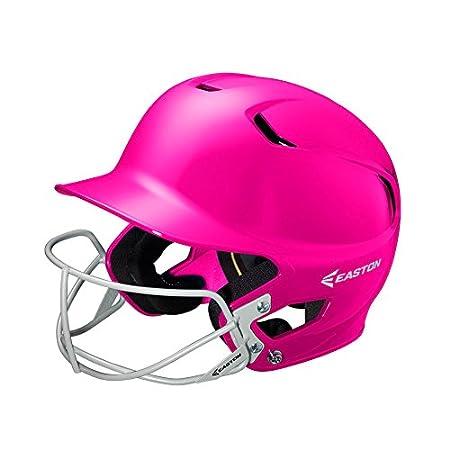 A168084PK Easton Junior Z5 Batters Helmet with SB Mask Easton Sports Inc