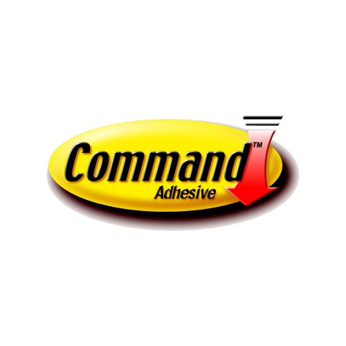 051131659889 - Command Poster Hanging Strips, 12 Strips, White, 17024 carousel main 3