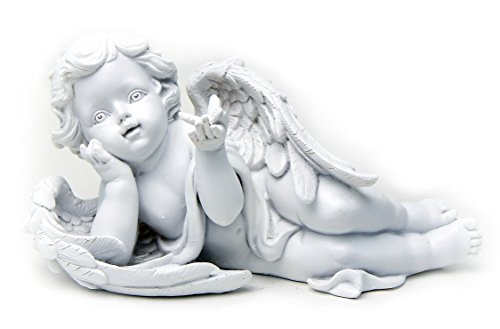 Loves Child Angel Cupid Home Decor Cherub Statue Baby Sculpture Figurine