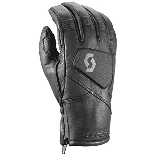 Scott Vertic PRO Glove (BLACK, LARGE) (Black Glove Scott)