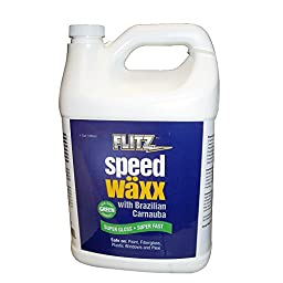 Flitz Marine Speed Waxx Super Gloss Spray REFILL No Nozzle - 1 Gallon (128oz)