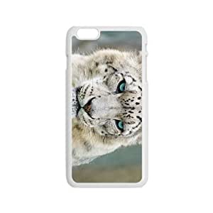 Bemused Leopard Hight Quality Plastic Case for Iphone 6 by icecream design