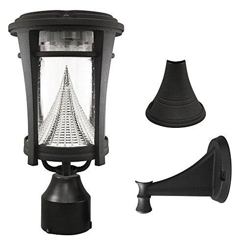 Outdoor Post Light Fitter Kit - 4