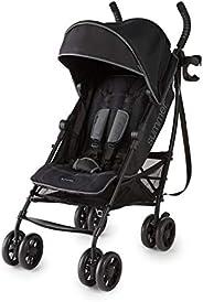 Summer 3Dlite+ Convenience Stroller, Matte Black – Lightweight