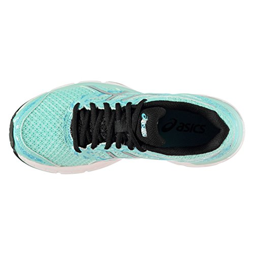 Femme Asics nbsp;Chaussures Official de pour Sneakers Argenté Baskets Bleu Jogging Shoes Pied Course Excite Gel 4 à wBnPACxnq