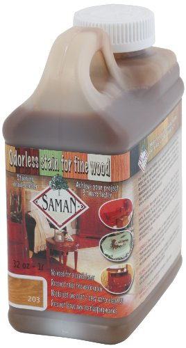 saman-tew-203-32-1-quart-interior-water-based-stain-for-fine-wood-sesame
