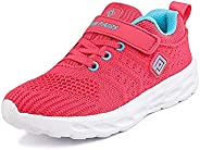 DREAM PAIRS Boys Girls Running Walking Shoes Lightweight Breathable Tennis Fashion Sneakers