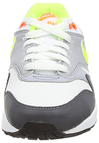 1 Dark GS Unisex White Air Orange Total Grey Volt Bambino Sportive Nike Max Multicolore Scarpe 4OgEqfxWw