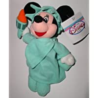 Disney Minnie Mouse como Lady Liberty - Mini Bean Bag