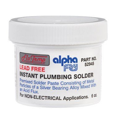 SOLDER FLO-TEMP INSTANT by ALPHA METALS MfrPartNo 52945 ()