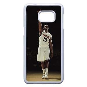 Samsung Galaxy S6 Edge Plus Cell Phone Case White Kobe Bryant_003 Gift P0J0Z3-2396392