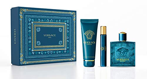 Versace Eros 3 pieces