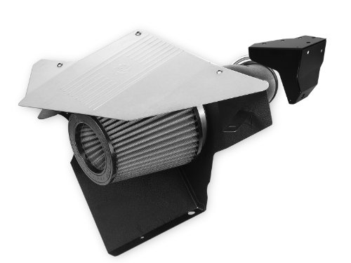 aFe Power Magnum FORCE 51-11862 BMW 3-Series (E9X) Performance Intake System (Dry, 3-Layer Filter)