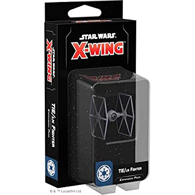 X-Wing Second Edition: TIE/In Fighter: Toys & Games