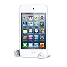 HTSGD for Apple iPod Touch 32GB (4th Generation) +Screen Protector(White32G)