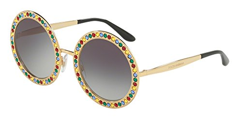 8b6e1439225a Image Unavailable. Image not available for. Colour  DOLCE   GABBANA Women s  0DG2170B 02 8G 51 Sunglasses ...
