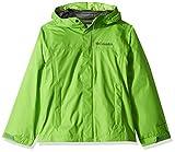 Columbia Boys' Big Watertight Jacket, Cyber Green, X-Large