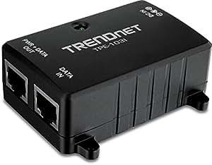 TRENDnet Power Over Ethernet (PoE) Injector, TPE-103I