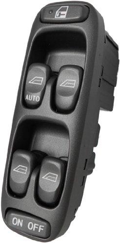 - Fits 1998-2000 Volvo V70 Power Window Master Control Switch