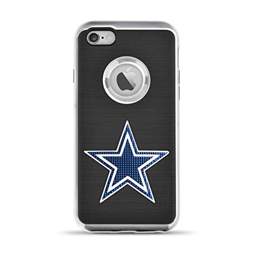 Mizco NFL-FX7-COWB Sports Flex Case for iPhone 7 NFL Dallas Cowboys