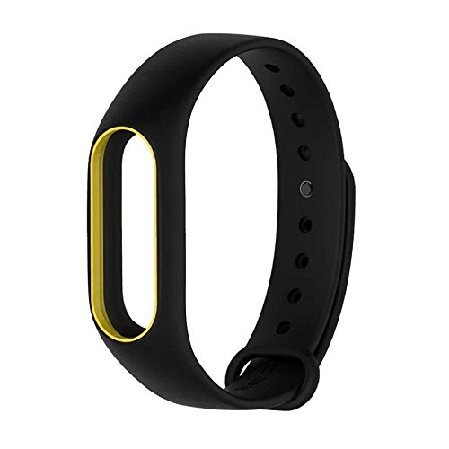 Wristbands for XIAOMI MI Band 2, FTXJ Adjustable Silicone Replacement Bracelet (Best Ftxj Popular Watches)