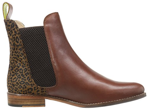 Brown Boots Joule Tom V Ocelot Women's westbourne Ankle wOSYq4T