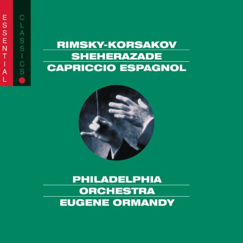 Rimsky-Korsakov: Scheherazade; Russian Easter Overture & Capriccio Espagnol