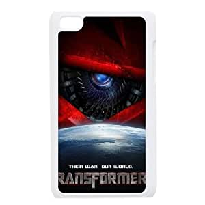 Personalized Durable Cases Wbbvl Ipod Touch 4 White Phone Case Transformers Protection Cover