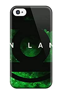 Juliam Beisel's Shop New Style JeremyRussellVargas Hard Case Cover For Iphone 4/4s- Green Lantern 6981194K62695986
