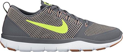 Nike Nike Free Train versati Lity–Dark Grey/Volt di pale grey della Lava Barato En Italia Barato Mejor Tienda De Venta Para Conseguir 100% Garantizada La Venta En Línea qwrjAQFT