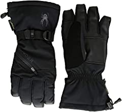 Waterproof and breathable, the vital 3-in-1 GTX glove has a removable stretch fleece liner and dry GORE-TEX breathable insert, plus handy fingertip conductive material for your touch screen devices.
