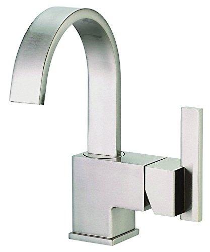 (Danze D221144BN Sirius Single Handle Lavatory Faucet, Brushed Nickel)