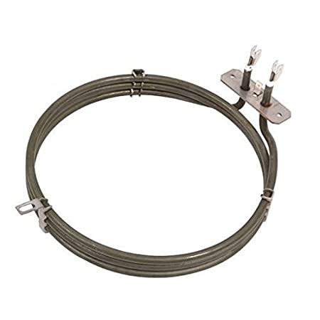 3 Turns 2500w Zanussi Replacement Fan Oven Cooker Heating Element