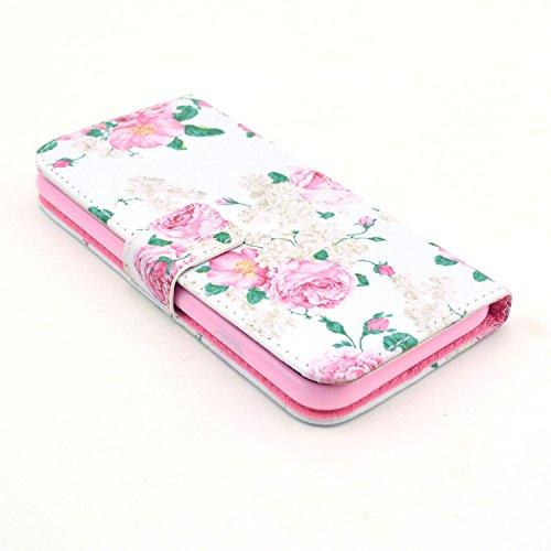 Yaobai-(coque apple iphone 6 Plus)Cuir Coque Case Etui Coque étui de portefeuille protection Coque Case Cas Cuir Swag Pour Iphone 6 Plus (5.5inch)