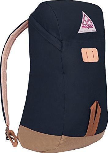 Macpac Vintage Condor Backpack, Black Iris, Standard