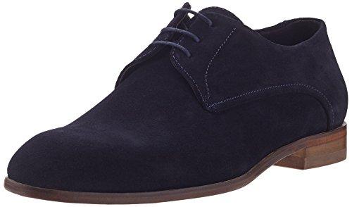 derb 10197437 Azul Dressapp Blue De Hombre Cordones Zapatos Hugo 01 dark Derby sd wqpx56T