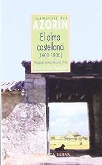 El alma castellana par Azorín