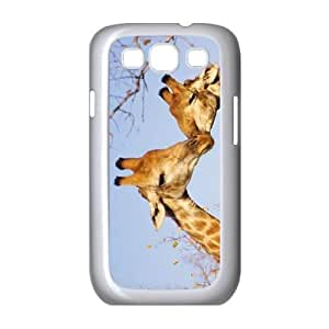 Giraffa camelopardalis Design Top Quality DIY Hard Case Cover for Samsung Galaxy S3 I9300, Giraffa camelopardalis Galaxy S3 I9300 Phone Case