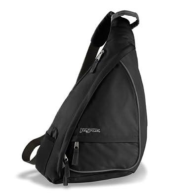 Amazon.com: JanSport Boardwalk Sling Pack (Black): Clothing
