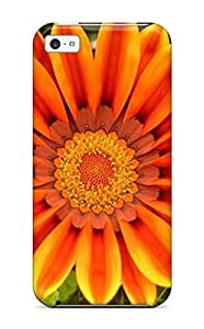 Durable Lovely Flowers Back Case/cover For Iphone 5c