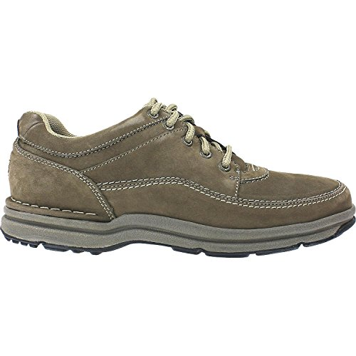 Rockport World Tour Classic, Men's Oxford Olive Nubuck