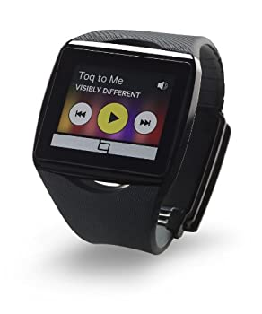 Qualcomm Toq - Smartwatch For Android Smartphone - Black 2